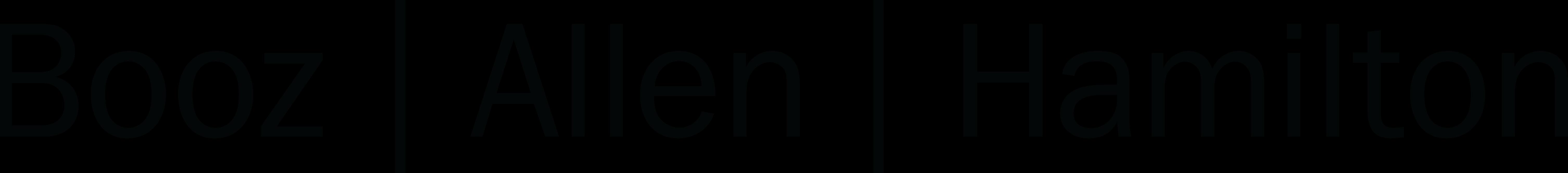 Booz Allen Hamilton logo
