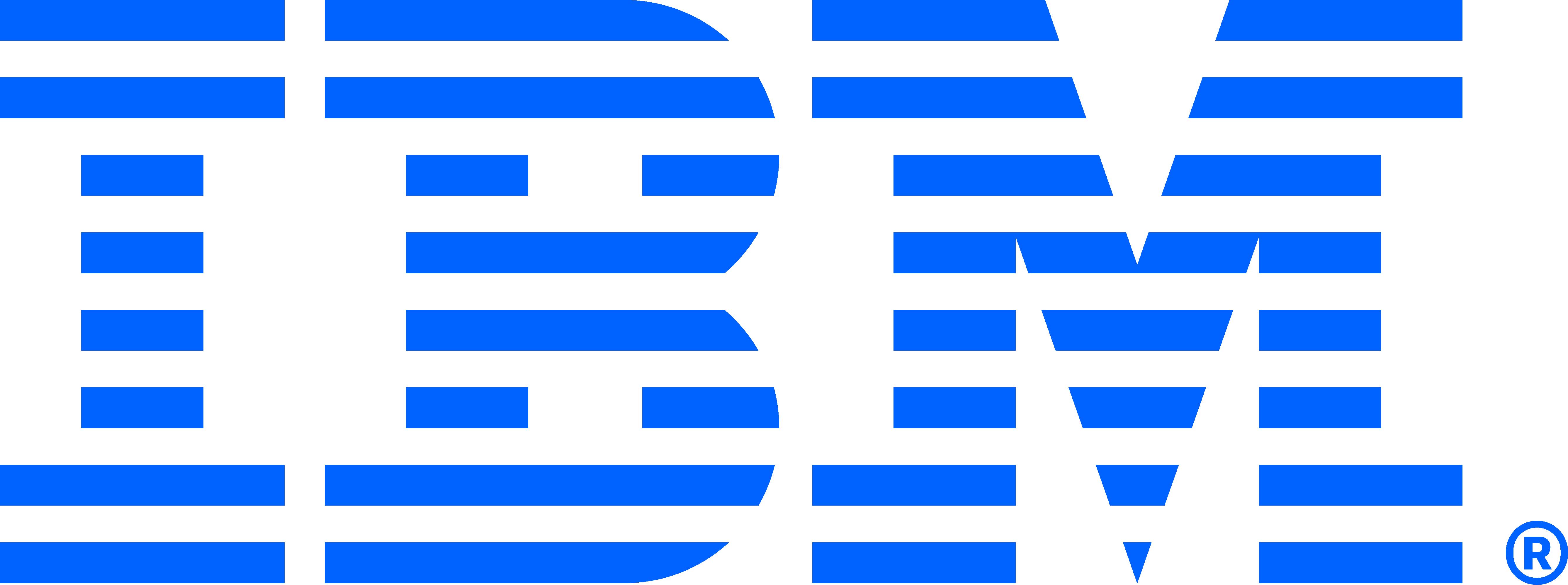 IBM Logo CMYK