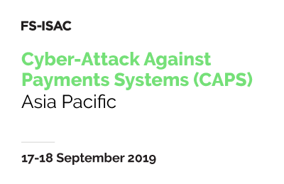 Cyber-Attack Against Payment Systems (CAPS) Exercise - Asia Pacific 2
