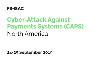 Cyber-Attack Against Payment Systems (CAPS) Exercise - NA 3