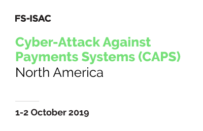 Cyber-Attack Against Payment Systems (CAPS) Exercise - NA 1