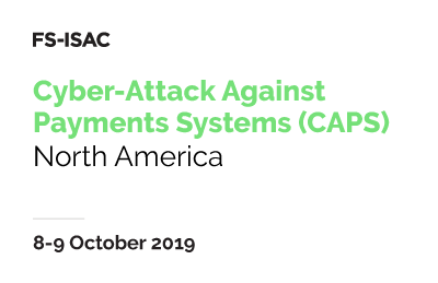 Cyber-Attack Against Payment Systems (CAPS) Exercise - NA 2