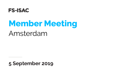 Amsterdam Member Meeting