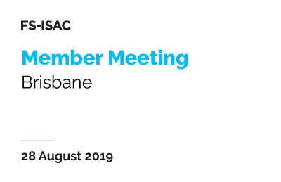 Brisbane Member Meeting
