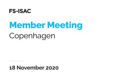 2020 Copenhagen Member Meeting