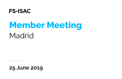 Madrid Member Meeting