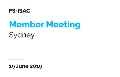 Sydney Member Meeting
