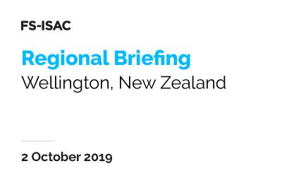 Wellington Regional Briefing