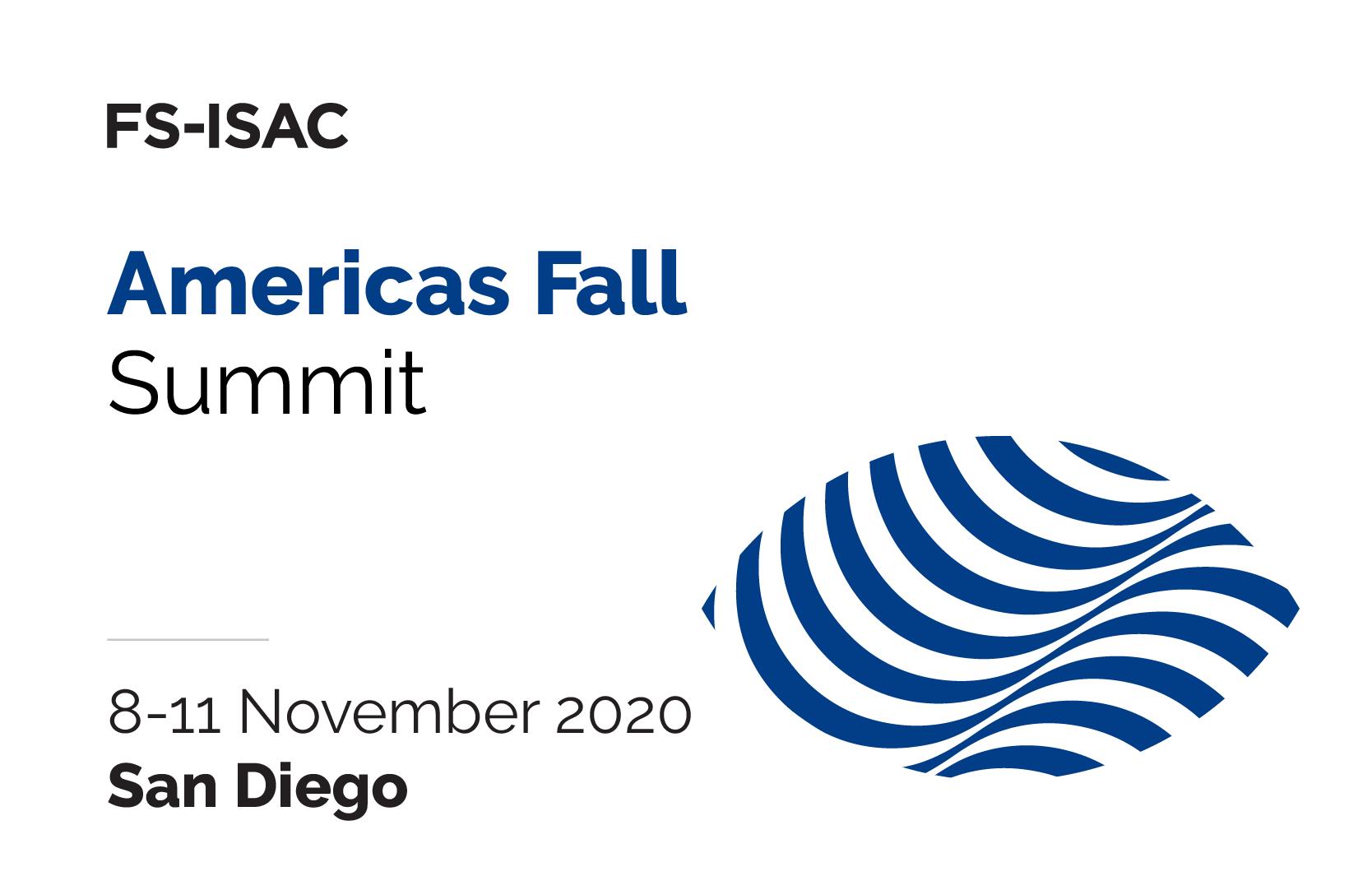2020 Americas Fall Summit