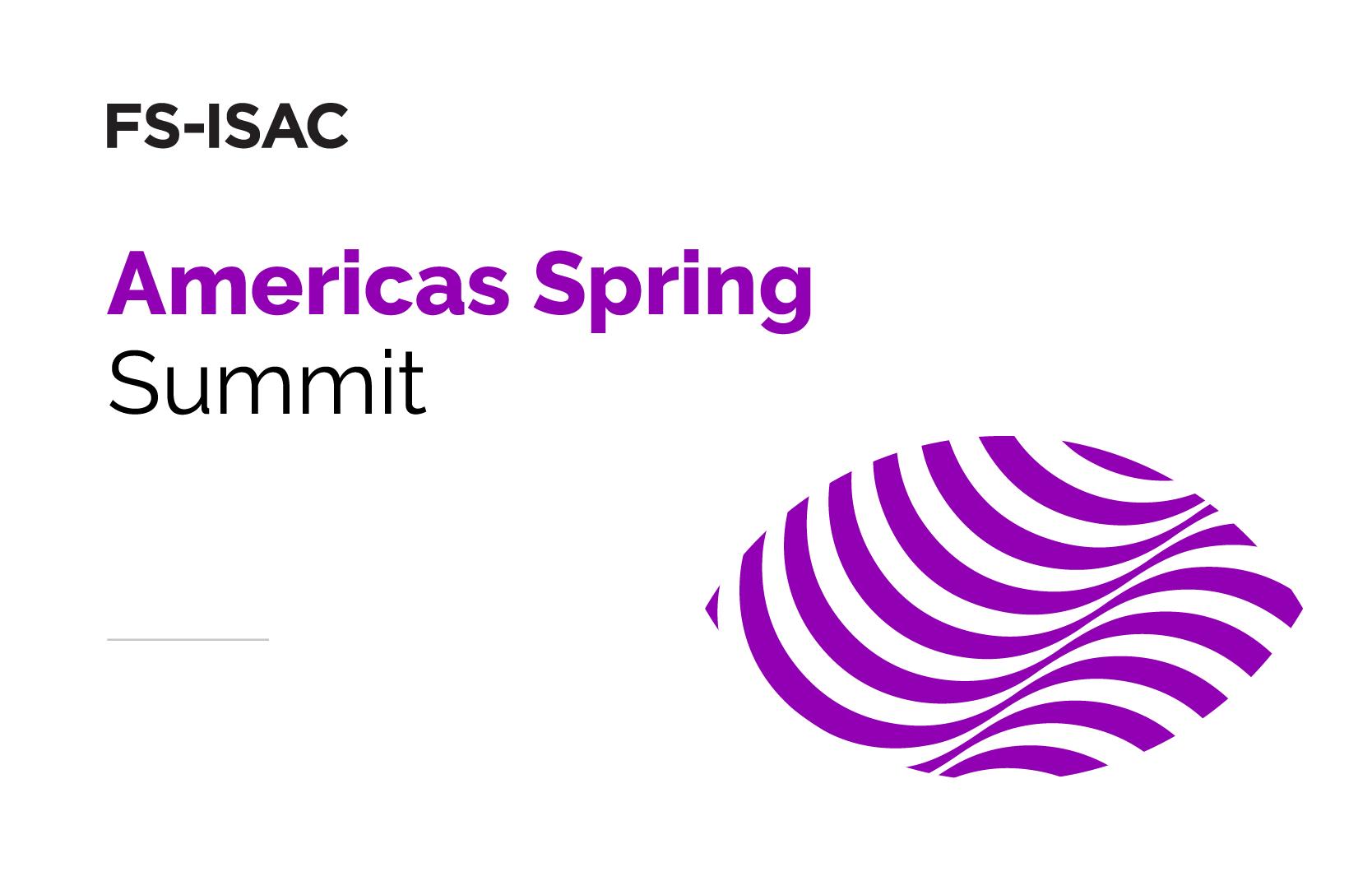 2020 Americas Spring Summit
