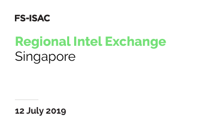 RIE 2019 Singapore