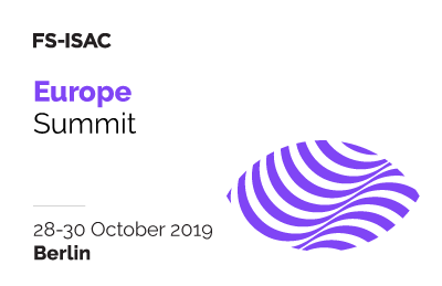 2019 FS-ISAC Europe Summit